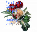 FareShare Gazette Recipes January 2009