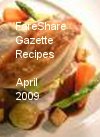 FareShare Gazette Recipes April 2009