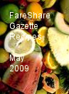 FareShare Gazette Recipes May 2009