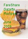 FareShare Gazette Recipes June 2009