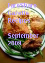 FareShare Gazette Recipes September 2009